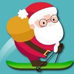 تزلج سانتا